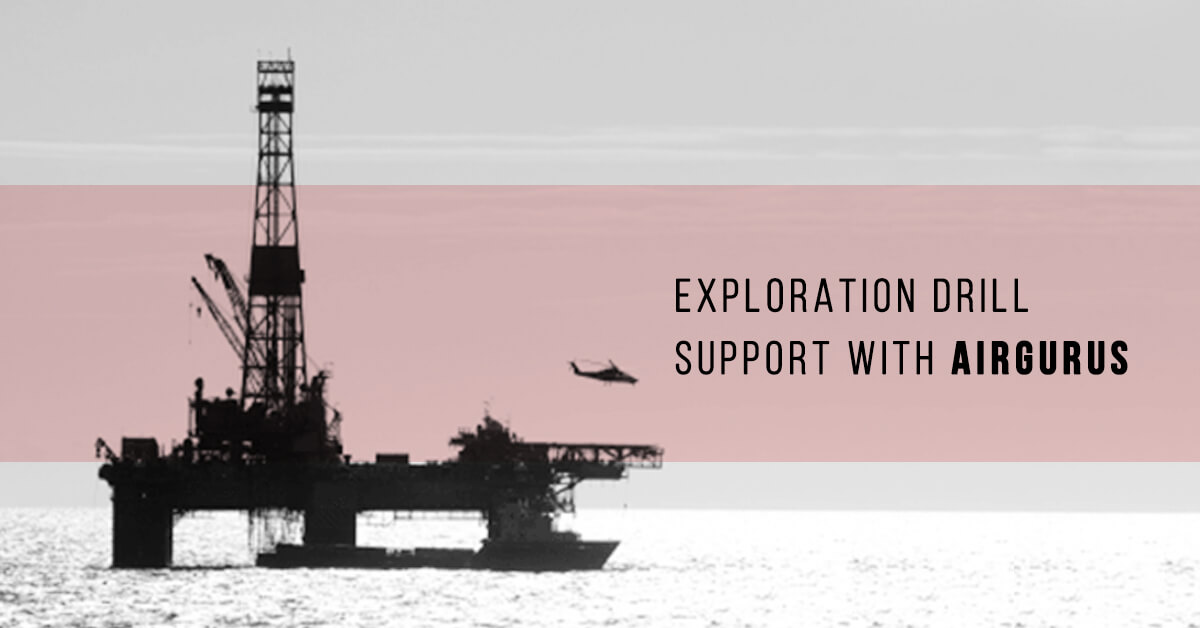 Exploration Drill Support with Airgurus