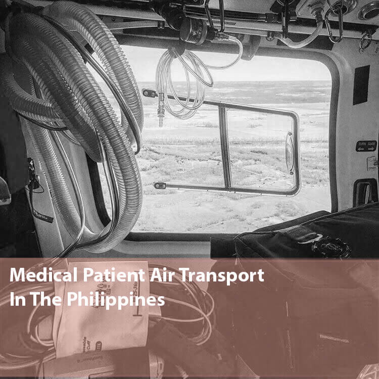 Medical Patient Air Transport In The Philippines