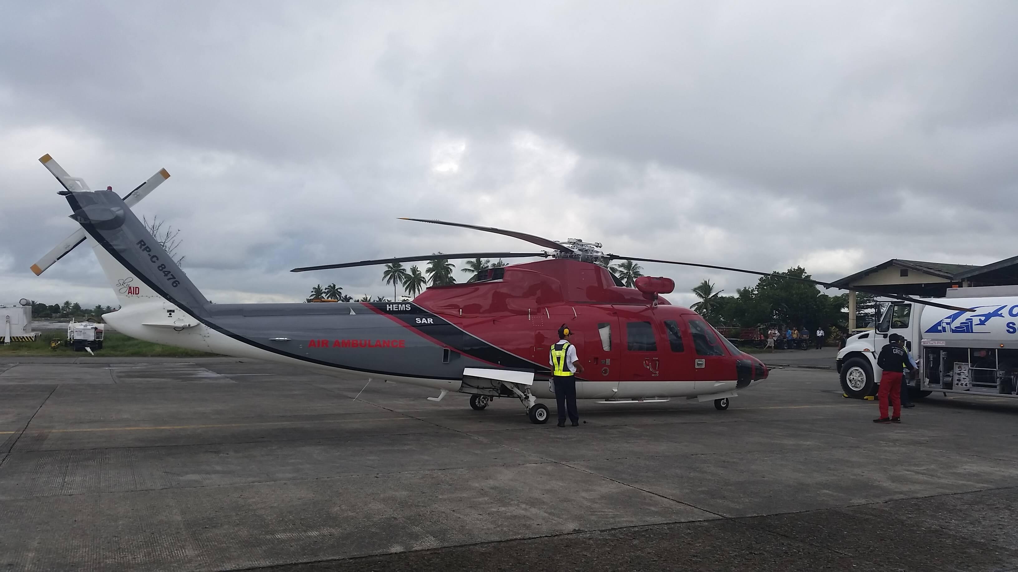 Air Ambulance Iligan City Philippines