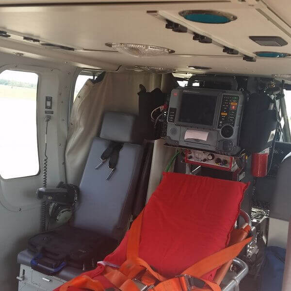 Air Ambulance Services Iloilo_equipment