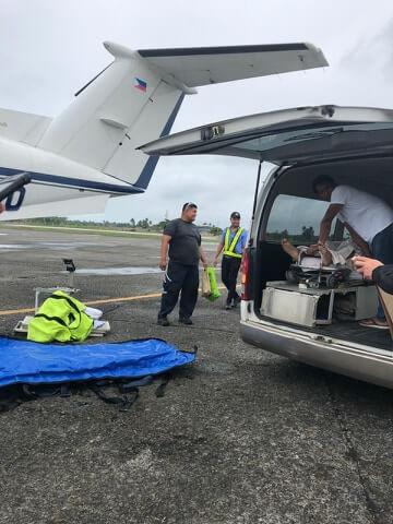 Air Ambulance Services La Union