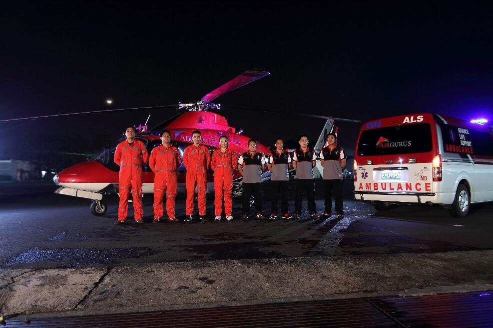 Air Ambulance Services Pagadian City
