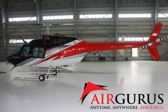 Airgurus: Rescue Helicopter Philippines + Helicopter